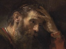 Image result for apostle Paul weeping