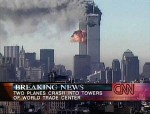 Television Image of 9/11