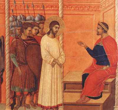 Christ S Forensic Suffering And Our Forensic Justification Some Thoughts On The Creed