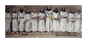 The Choristers by James Tissot