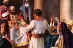 Daniel before Nebuchadnezzar