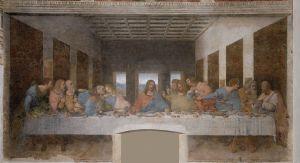 The Last Supper, Leonardo da Vinci (1495-1498)