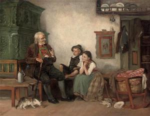 Grandpa's Stories, Georg Johann Christian Urlaub (1846-1914)