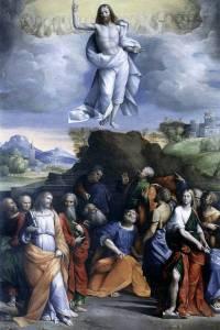 The Ascension of Christ, Benvenuto Tisi (Italian, 1481-1559)