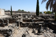 The ruins of Capernaum as seen on my Sabbatical in 2010.