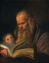 St. Matthew, Frans Hals (Dutch), c. 1625