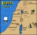 It's only about 90 miles from Capernaum to Jerusalem.