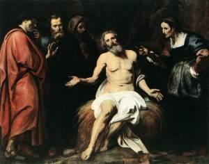 The Patient Job, Gerard Seghers 1591 – 1651