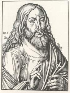 Cranach The Elder, The Form of the Body of Our Lord Jesus, 1553