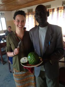 A new taste - for us and for most of our South Sudanese friends!