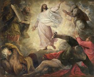 Transfiguration, Titan (c. 1560)