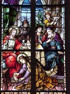 Stained glass window, Meyer's Studios, Munich 1899