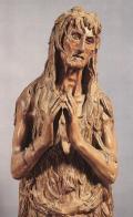 Penitent Magdalene Donatello c. 1454