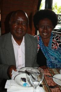 CK and Doreen Chirambo are Partnership Pioneers who came to join us in Zomba.