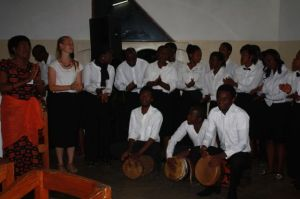 The Michiru Youth Choir.