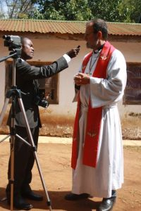 Our team has attracted a great deal of media attention in Malawi this weekend.  I understand that in addition to a few newspaper articles, I've been on Malawian Broadcasting several times.  We hope that this exposure is good for the Synod and the rural churches.