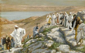 Jesus Chooses the Twelve, by James Tissot