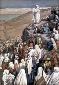 The Beatitudes by James Tissot, c. 1890