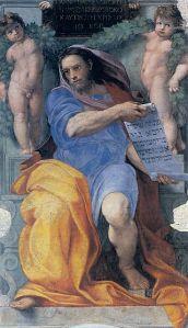 Isaiah, Raphael, c. 1512