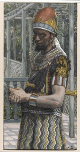 Herod the Great, James Tissot c. 1890