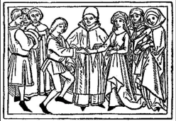 peasants marrying