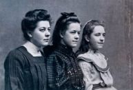 Betsie, Corrie, and Nollie Ten Boom