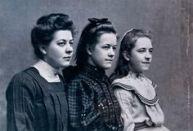 Betsie, Corrie, and Nollie Ten Boom