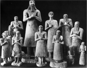 The gods of Mesopotamia