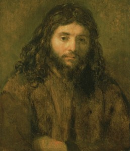 Jesus, by Rembrandt Van Rijn.