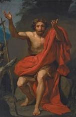 John the Baptist Preaching, Anton Raphael Mengs (1728-1799)