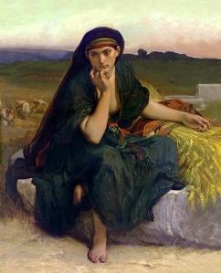 Ruth Revenant des Champs, by Alexandre Cabanel (1868)