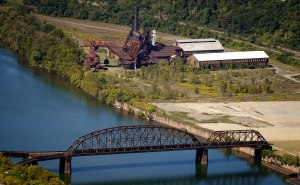 Carrie Furnace Hot Metal Bridge