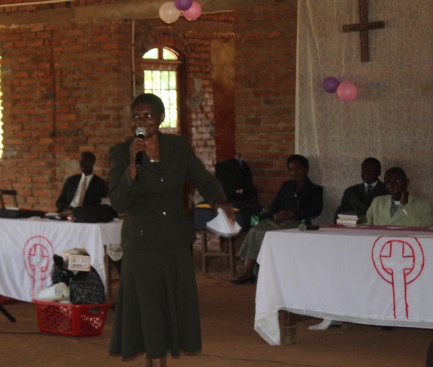 Rose Chitedze shares her thoughts about partnership.