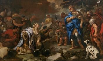 La Prudente Abigail (Giordano Luca) 1696-97